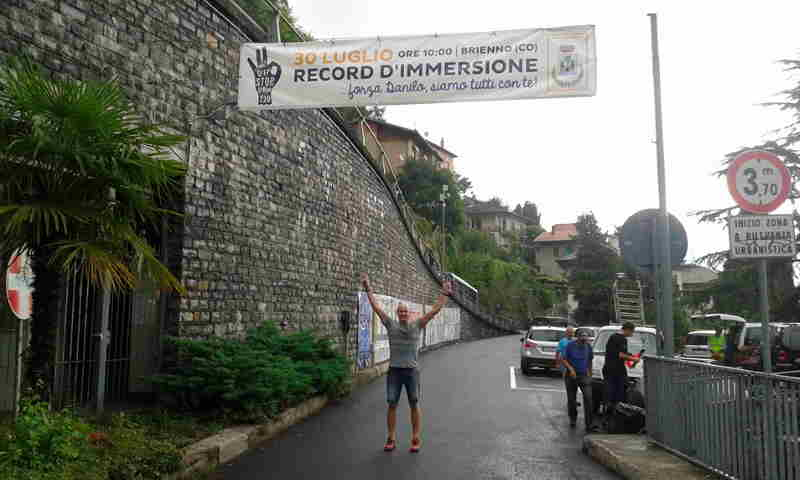 record 50 ore brienno